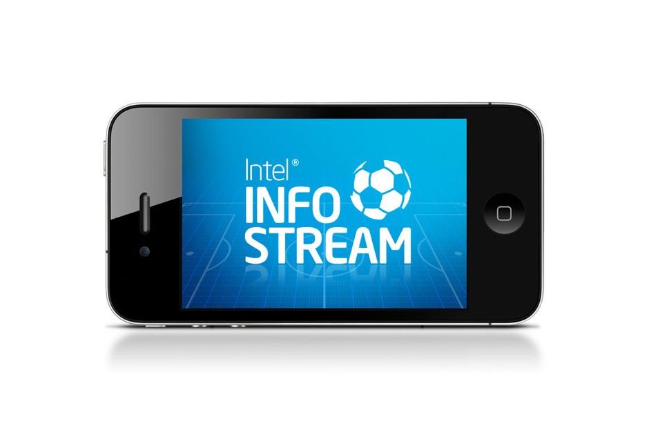 Intel Infostream Football