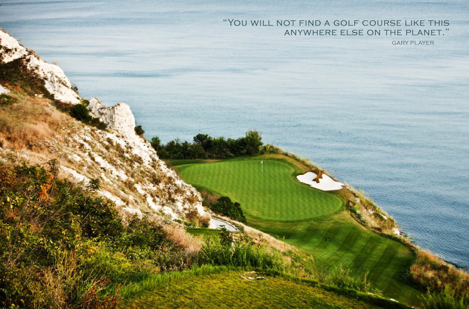 Thracian Cliffs Resort